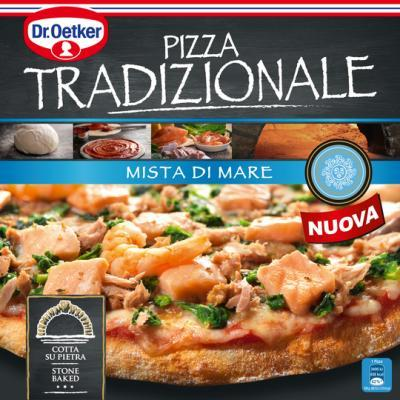Dr. Oetker Tradizionale, Yes It?s of Culinaria pizza
