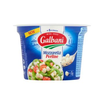 Galbani mozzarella of mascarpone