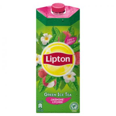 Lipton ice tea, Spa duo, subtile of touch of