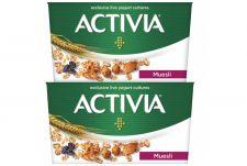 Danone Activia 4-packs