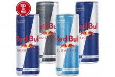 Red Bull Energy Drinks of Organics by Red Bull