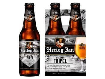 Hertog Jan karakter, grand prestige, tripel of enkel