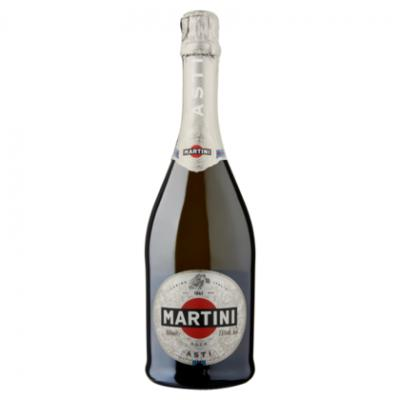 Alle mousserende martini