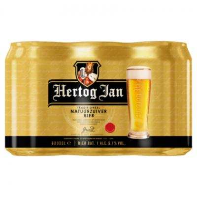 Hertog jan of jupiler pils