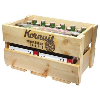 Grolsch pils of Radler Citroen of Kornuit pils blik 33 cl