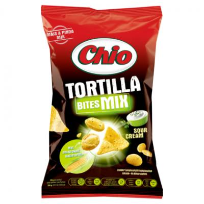 Alle chio borrel of tortilla bites