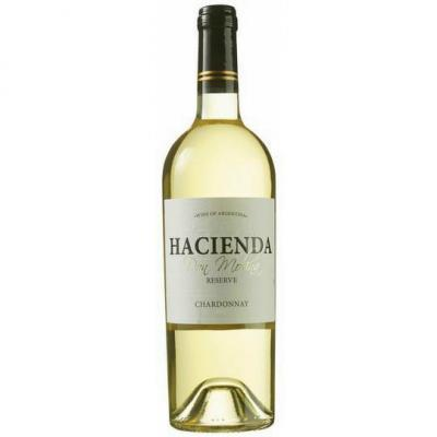 Hacienda malbec of chardonnay