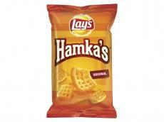 Lay's superchips, hamka's of Cheetos