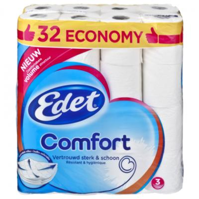 Edet Ultra Soft of Comfort toiletpapier