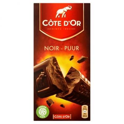 Côte d'Or chocolade puur