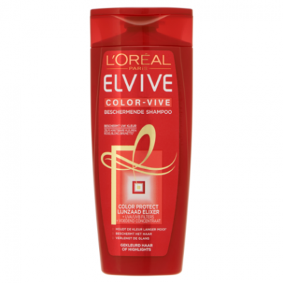 Elvive Anti-Roos Shampoo Color-Vive