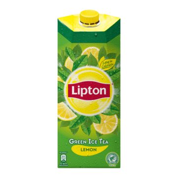 Lipton clear green tea lemon