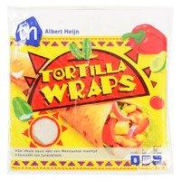 AH tortilla wraps