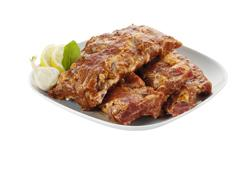 Gemarineerde spareribs