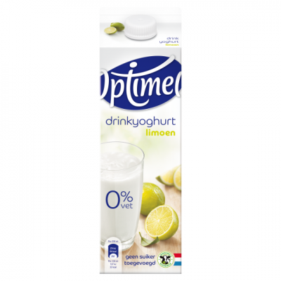 Campina optimel drink limoen