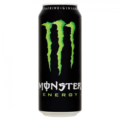 Monster energy drink energy