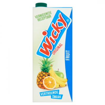 Wicky Fruitdrinks fruit