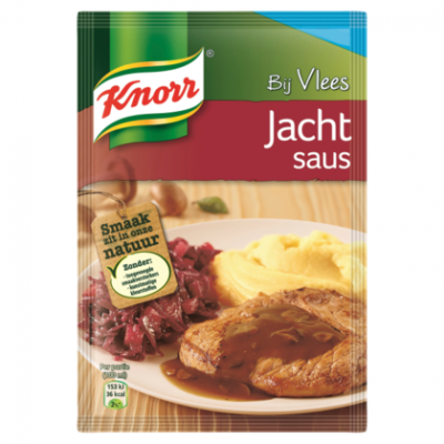 Knorr Jachtsaus