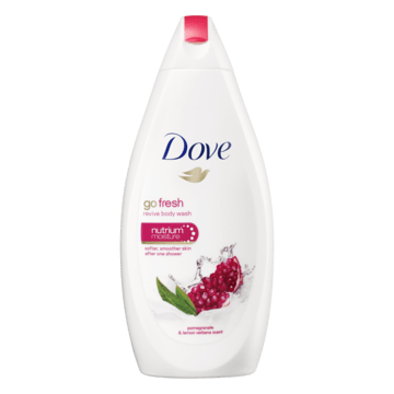 dove douche go fresh revive