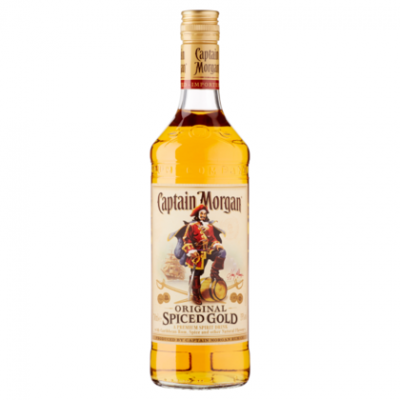 Captain Morgan spiced gold rum