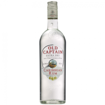 Old Captain rum wit