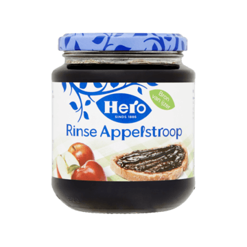 Hero Fruitstroop Rinse appel