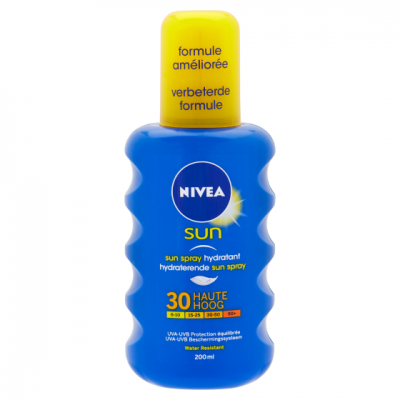 Nivea Sun spray factor 30