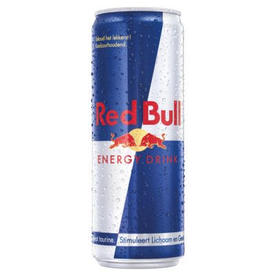 Red Bull energy drink Normaal