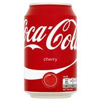 Coca-Cola cola cherry coke.