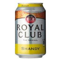 Royal Club shandy.