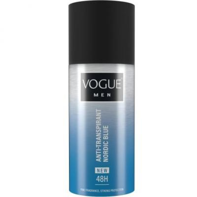 Vogue deo spray nordic blue.