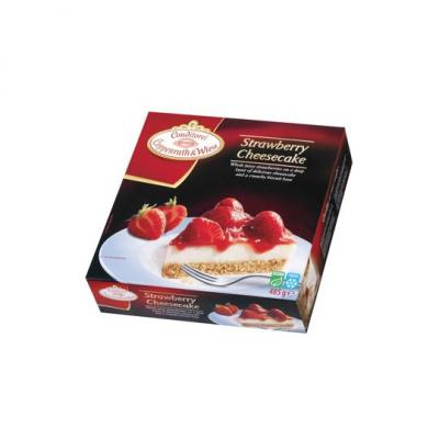 Coppenrath Aardbei cheese cake