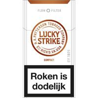 Lucky strike red  box