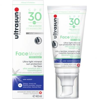 Ultrasun High Face Anti Aging F30