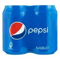 Pepsi Regular 4-pack
