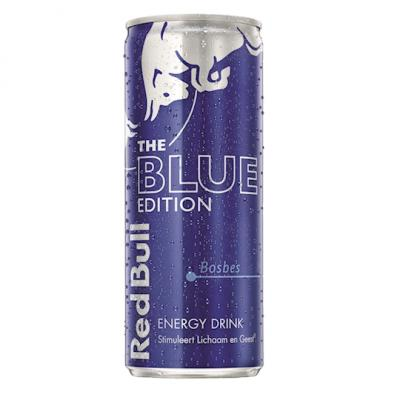 Red Bull Energy blue