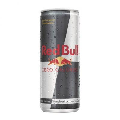 Red Bull Energy drink zero calories