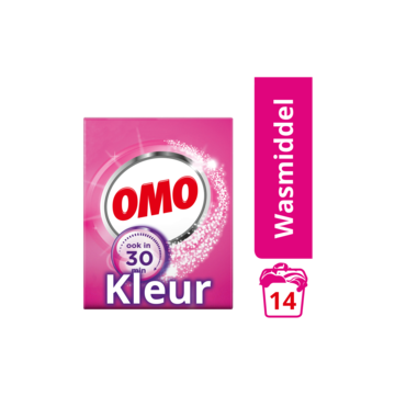 Omo Color poeder 14 scoops