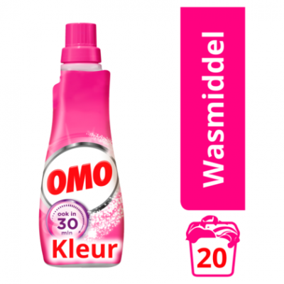Omo Klein & krachtig color 20 scoops