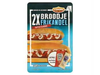 Flemmings broodjes frikandel