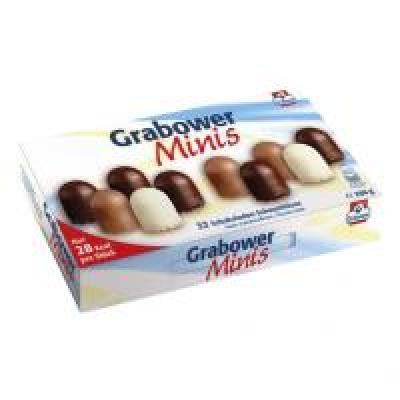 Grabower mini chocozoenen