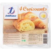Délifrance afbakbroodjes roombotercroissants