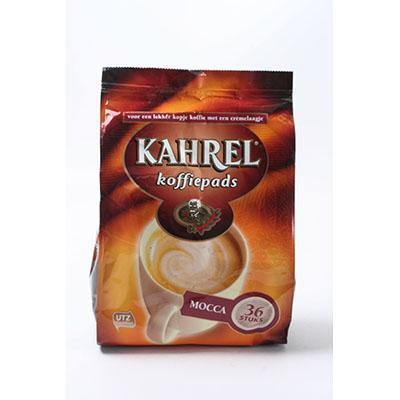 KAHREL Koffiepads Mocca