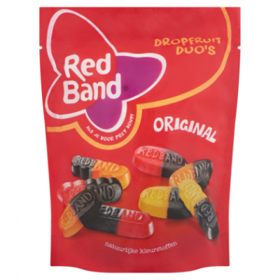 Red Band Drop fruitduo's