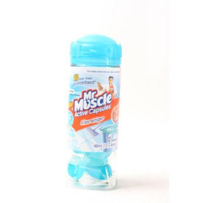 MR. muscle Active capsule Ocean shore 48ml