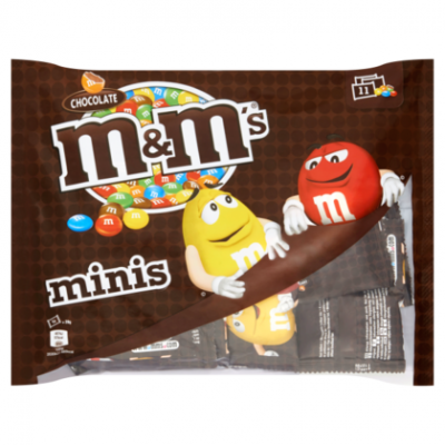 M&M Choco mini