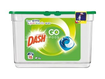 Dash liquid tabs regular color