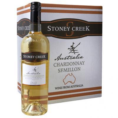 Stoney Creek chardonnay
