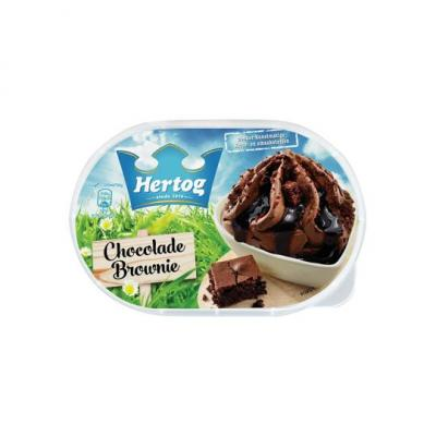 Hertog chocolate brownie