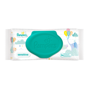 Pampers billendoekjes Sensitive